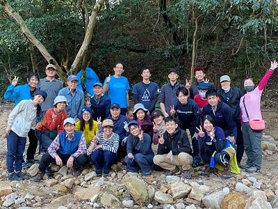 【締切済】2021年度 初級登山学校生徒募集